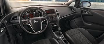 Opel интериор
