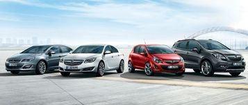 Opel leasing Generous Auto