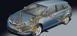 Opel сервизна база Олимпиа Ауто, гр. Сливен