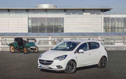 """Честит Рожден Ден: Списъците със заявки за специалната серия модели на Opel """"120 Years"""" вече са отворени."""