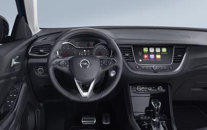 Силен автомобил, мощен двигател - новият Opel Grandland X вече се предлага с върхов дизелов агрегат и ново, престижно върхово ниво на изпълнение