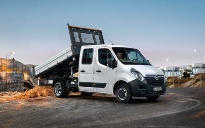 Opel Combo, Vivaro и Movano – специално подготвени за всяка задача