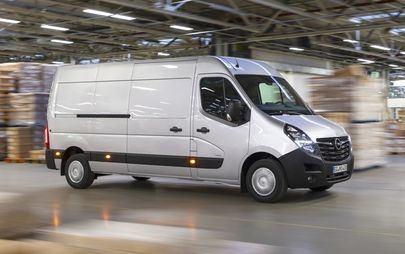 Вече в продажби: Новият Opel Movano за €27,925 в Германия