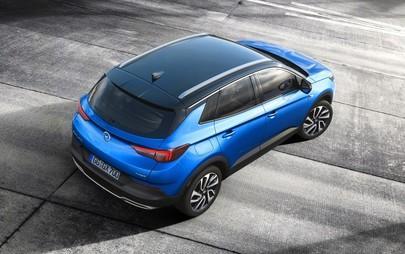 Напълно нов SUV: Атлетичният и приключенски Opel Grandland X